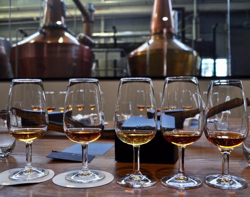 Whisky tasting at Starward