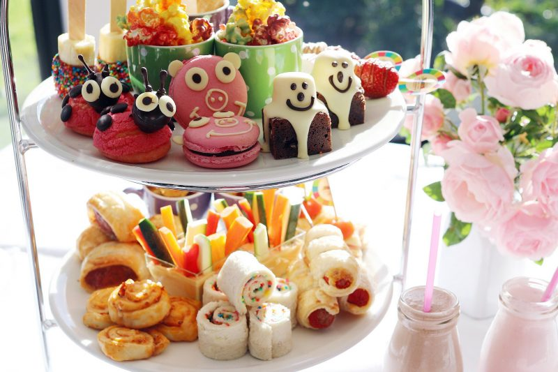 The Great High Tea Party - a Melbourne Food & Wine Festival Special Event
