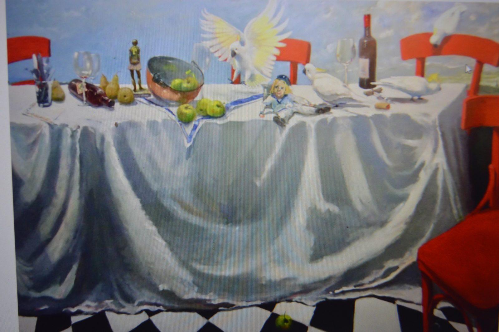 The Infinite Birdcage - John Mutsaers