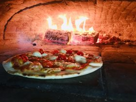 Woodfire Pizza The Mansfield Hotel