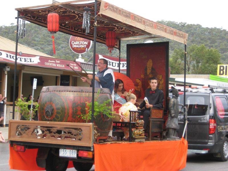 The Myrtleford Festival