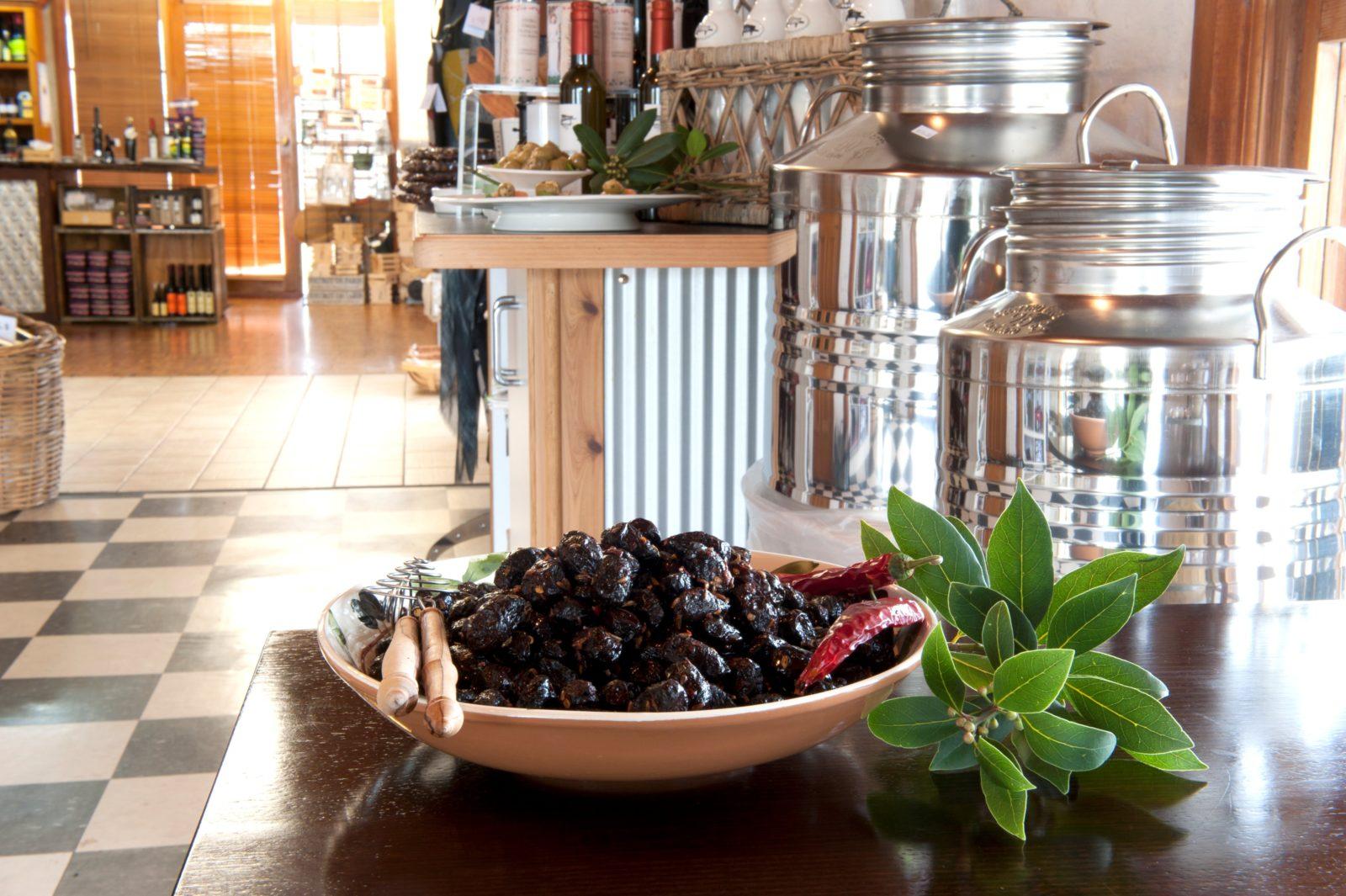 The Olive Shop - Milawa