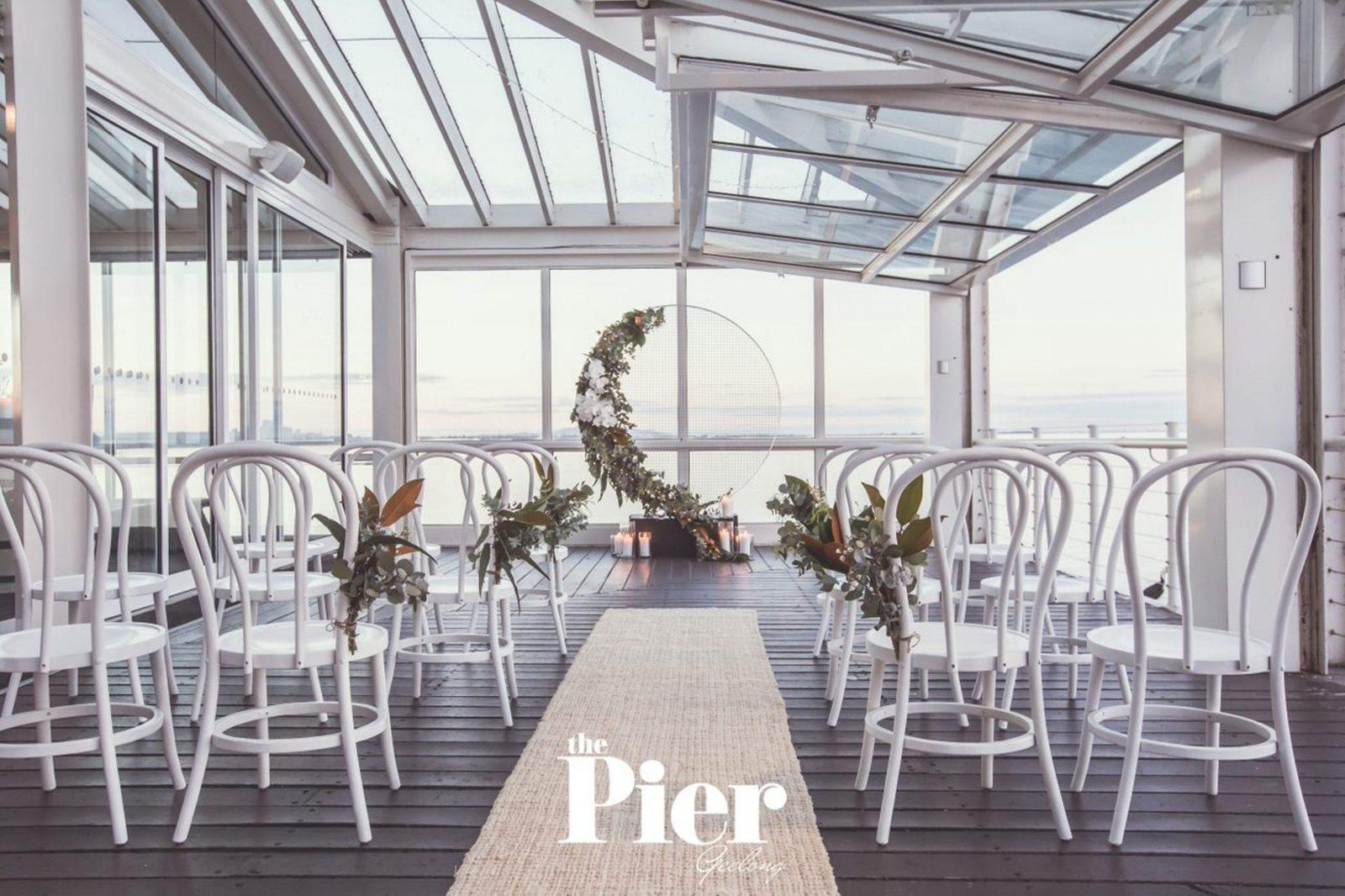 The Pier Entrance space