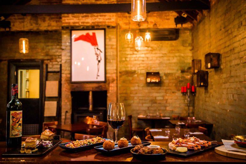 Press Room Dining Room