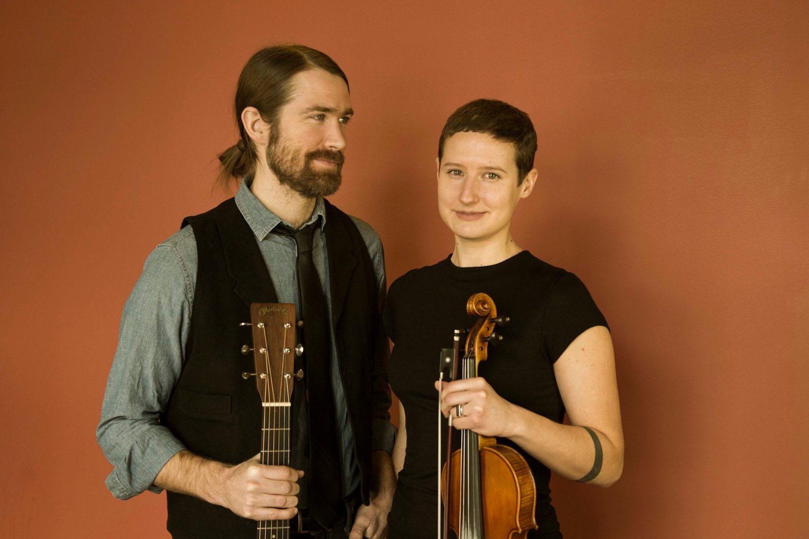 Exquisite Folk Musicians