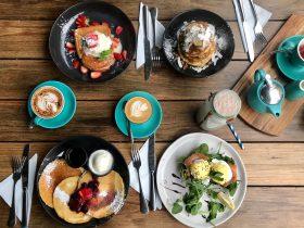The Rusty Bike Cafe Breakfast