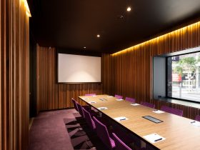Sebel Docklands Boardroom