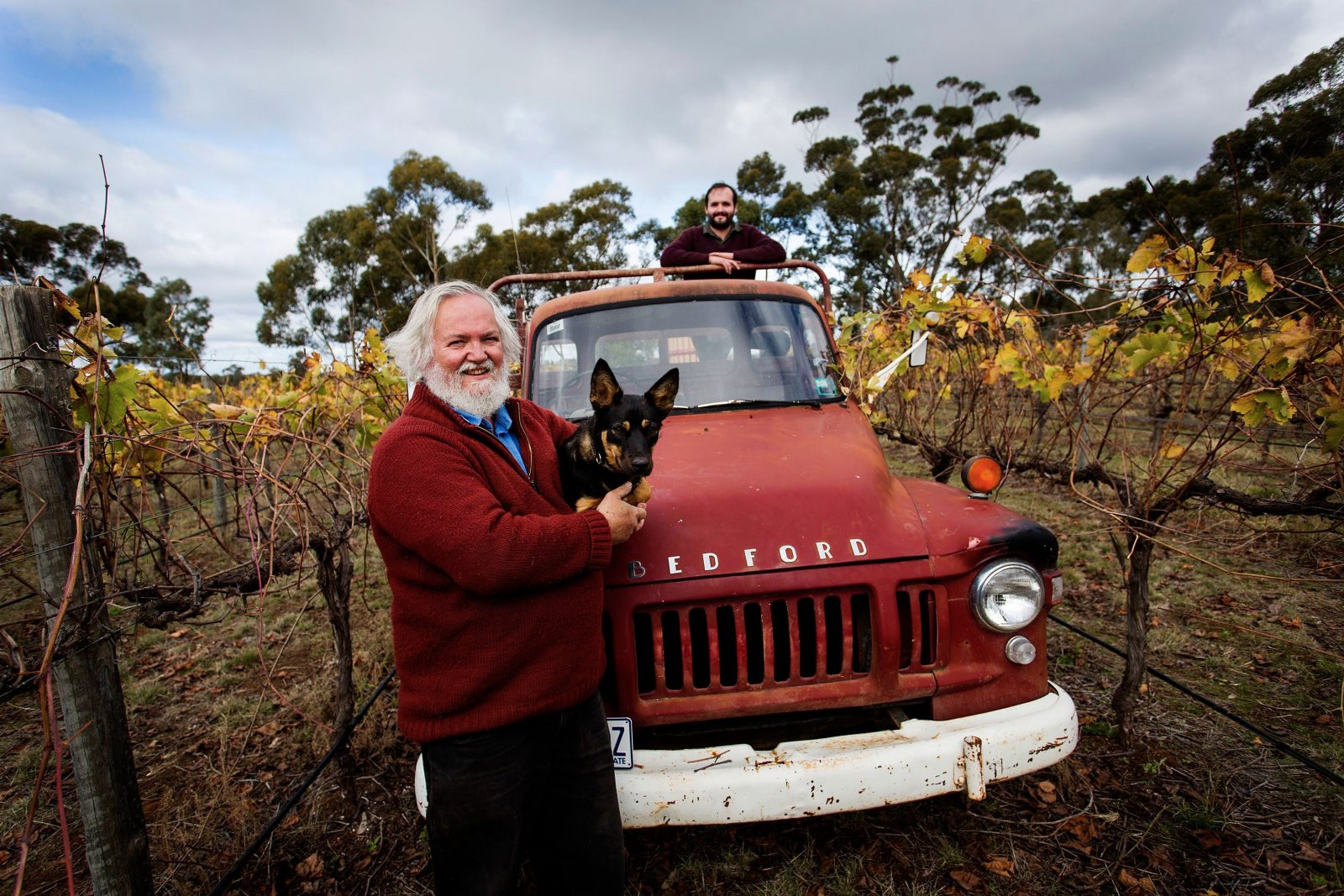 As seen in The Age, we offer winemaking experiences with our Rent-A-Row Gift Packages.