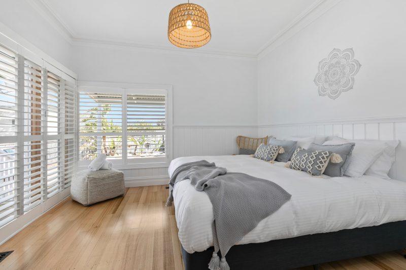 The Summer House Torquay luxury bedrooms