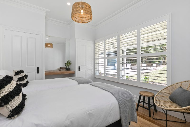 The Summer House Torquay Twin Retreat Rooms