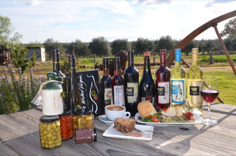 Wicked Virgin & Calico Town Wines
