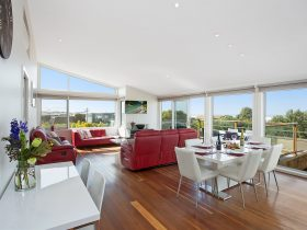 King Tide Living and Dining Room