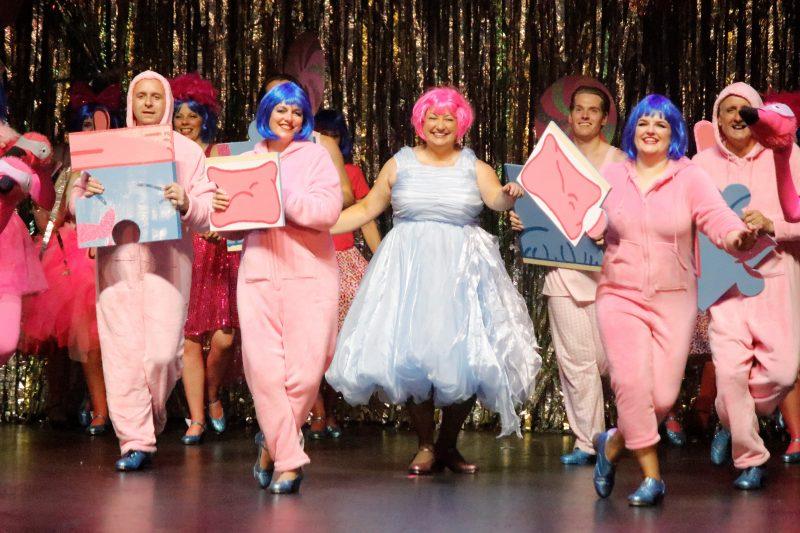 Show queens opening 2017