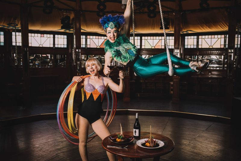 Melbourne Food and Wine Festival - Tipples, Tucker and Tumbling