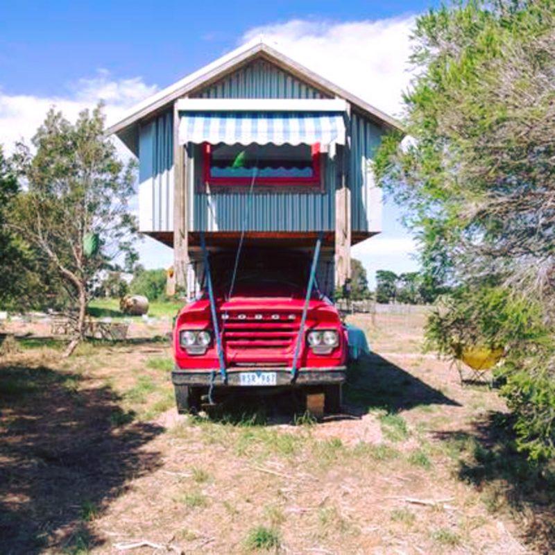 Torquay Farmstay Studio Truck
