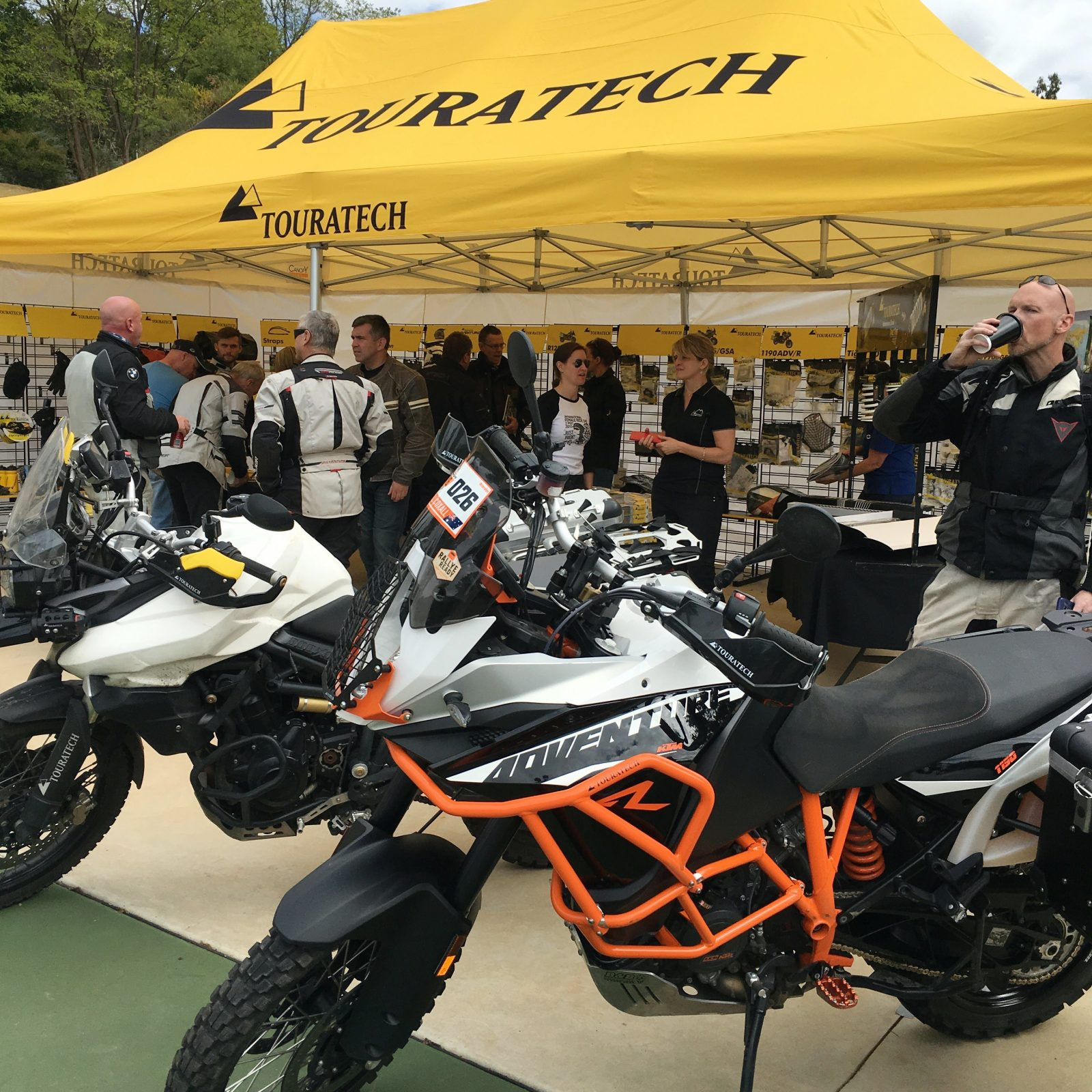 Touratech Travel Event & Expo