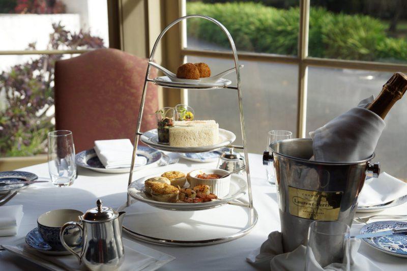Chateau yering Yarra Valley High Tea