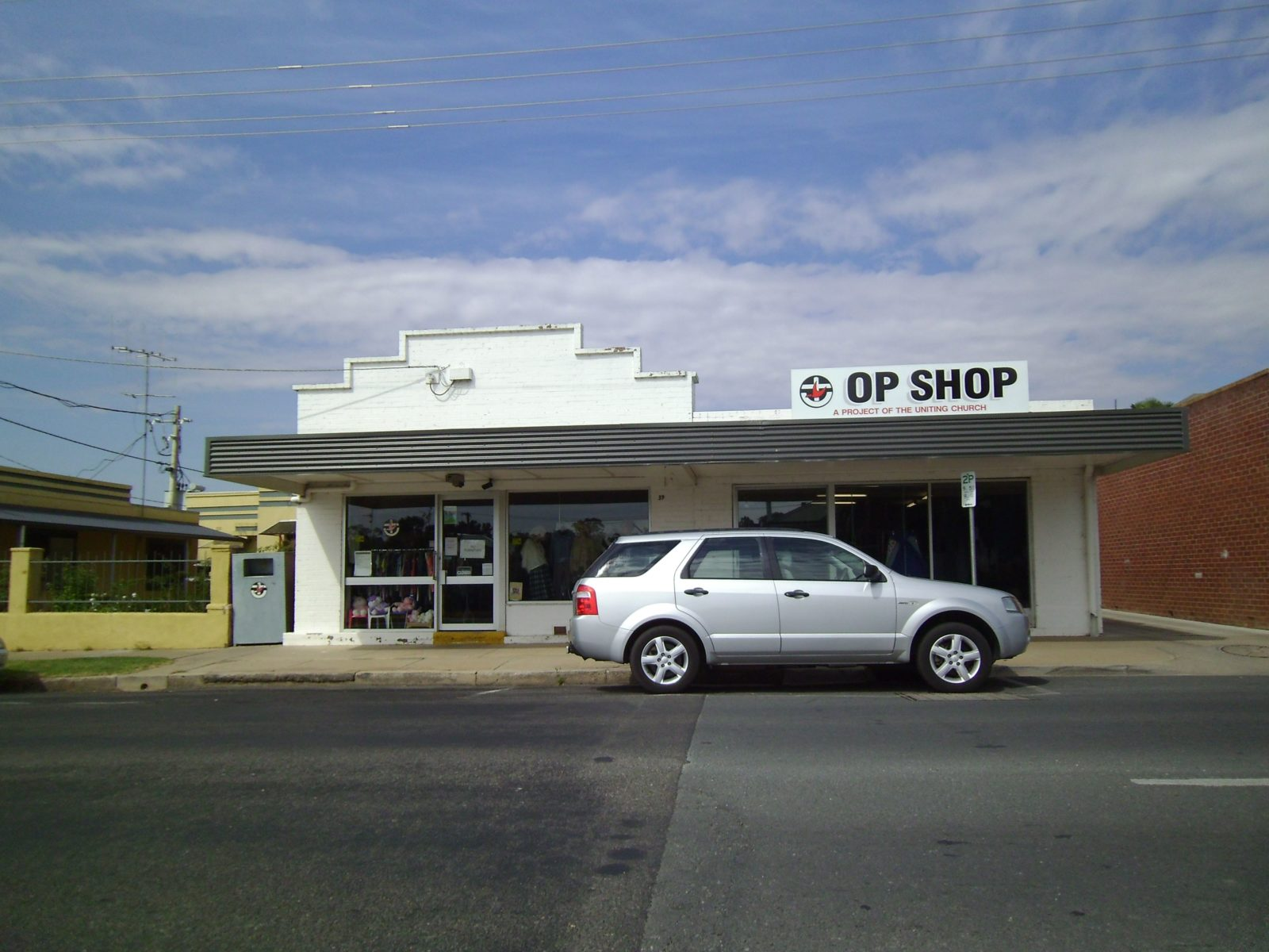 Uniting Church Opportunity Shop