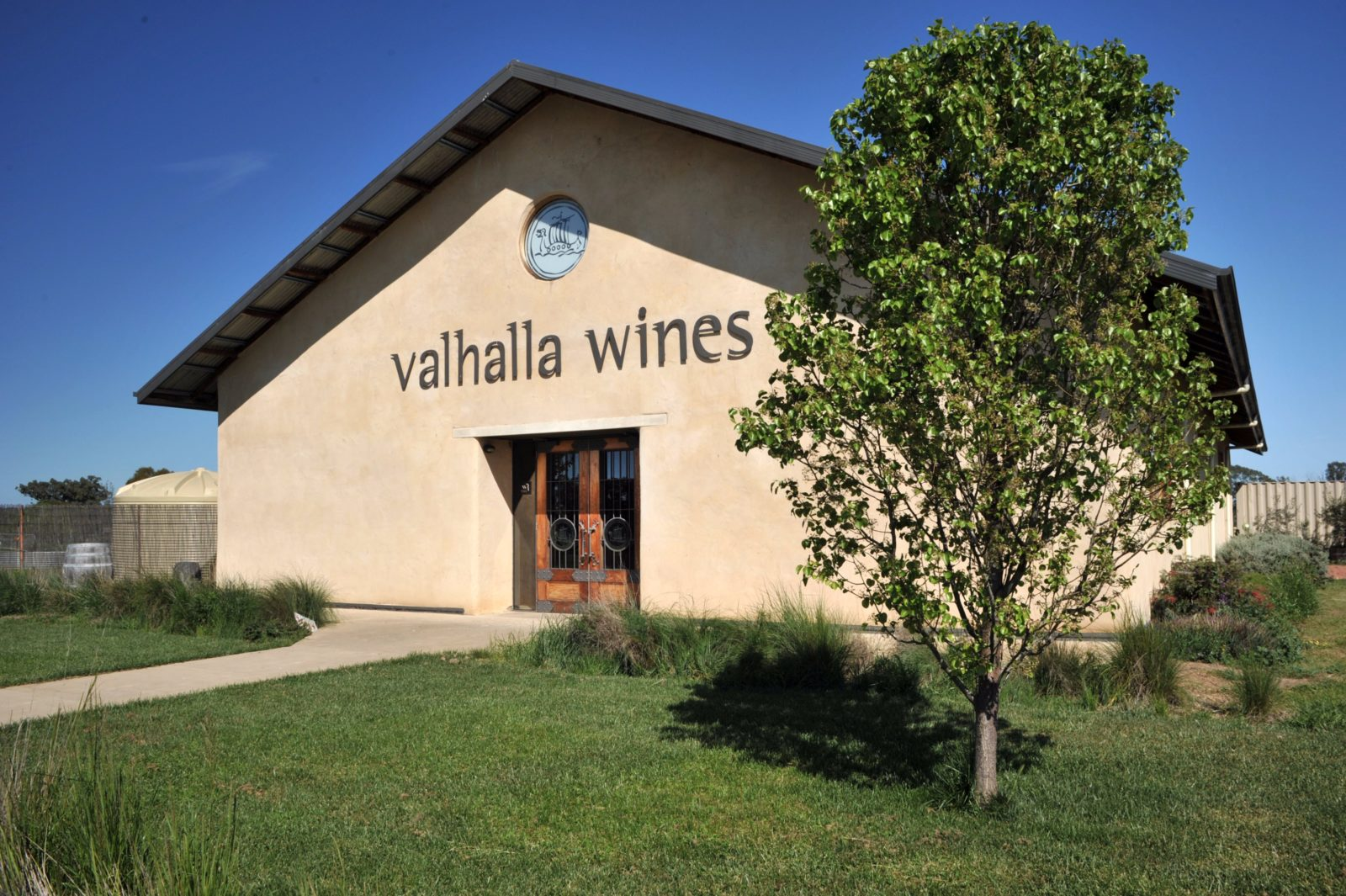 Valhalla Wines Strawbale Winery