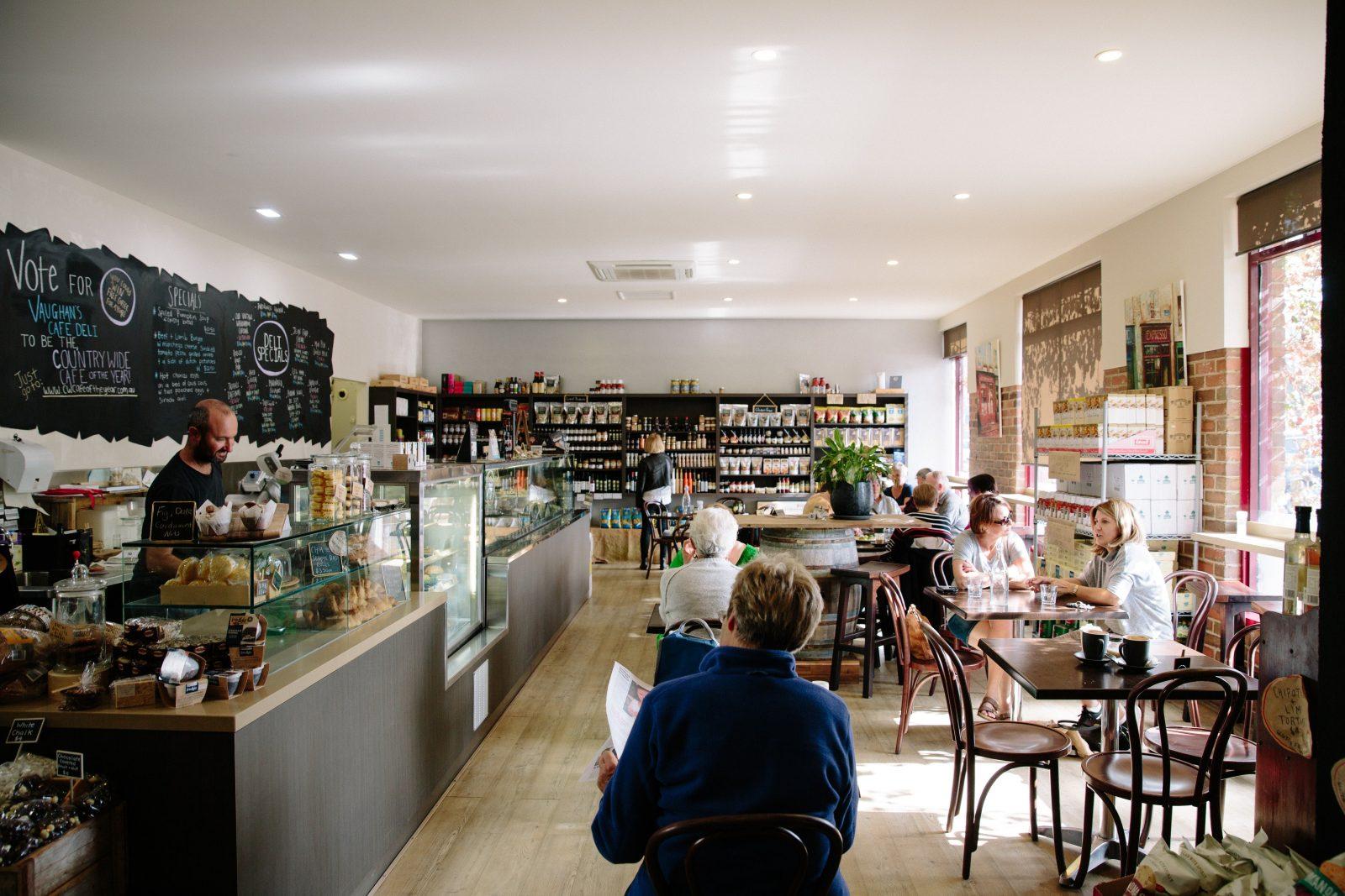Vaughans Café and Deli