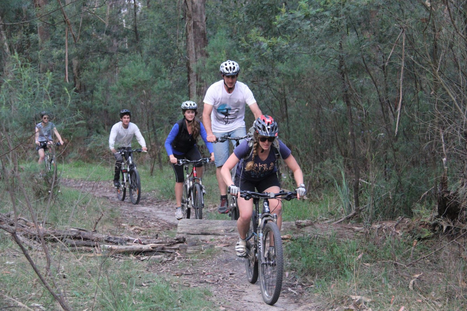 Simply Singletrack Mountain Bike Tour