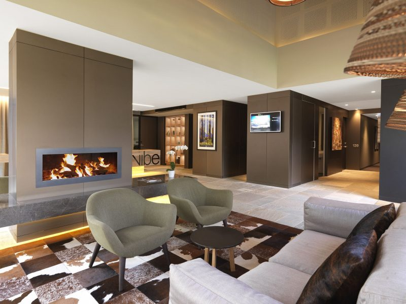 Vibe Hotel Marysville Lobby
