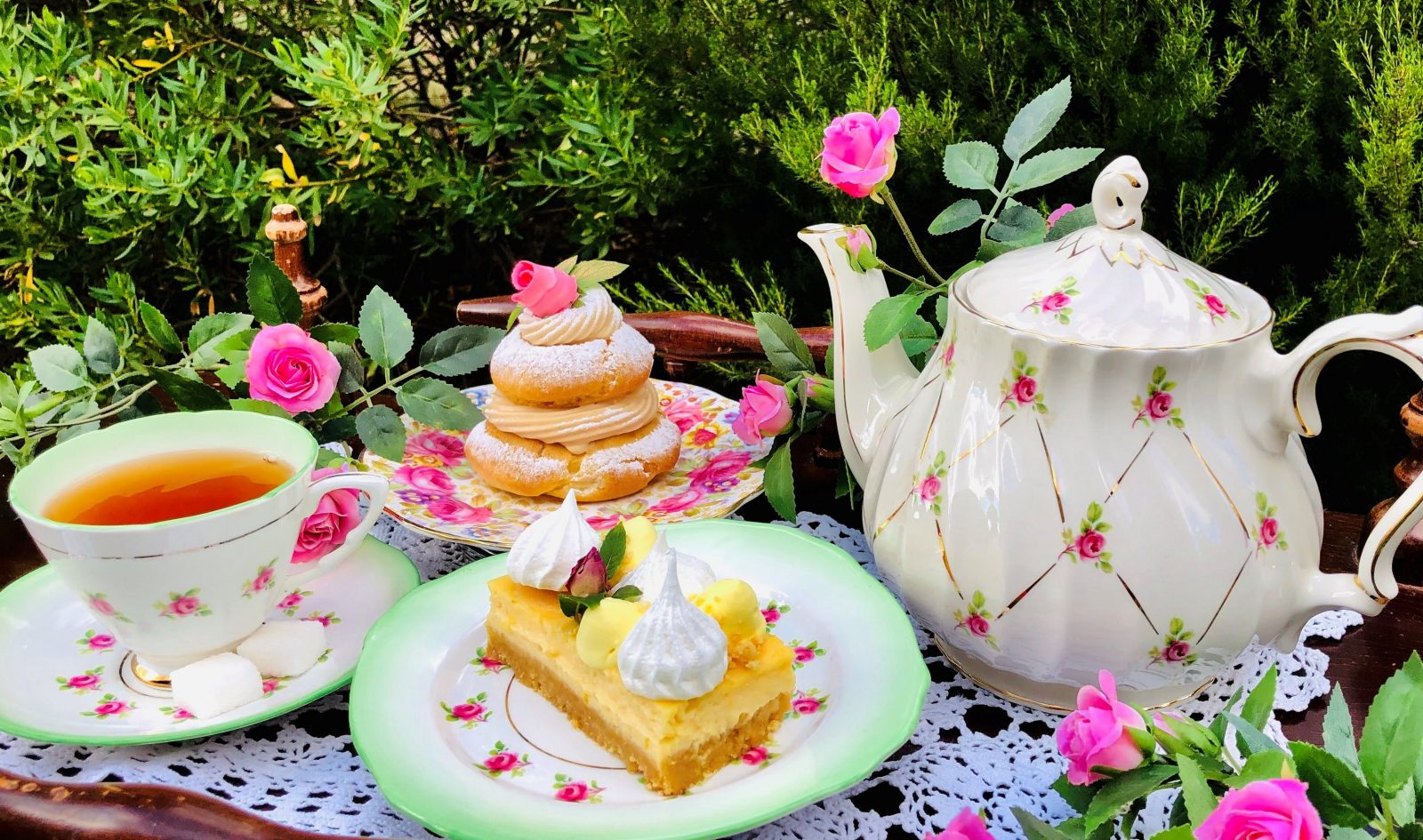 Vintage Rose Tea Room