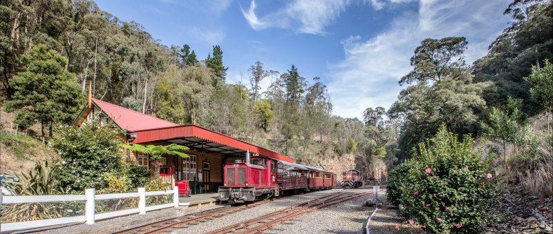 Walhalla Station