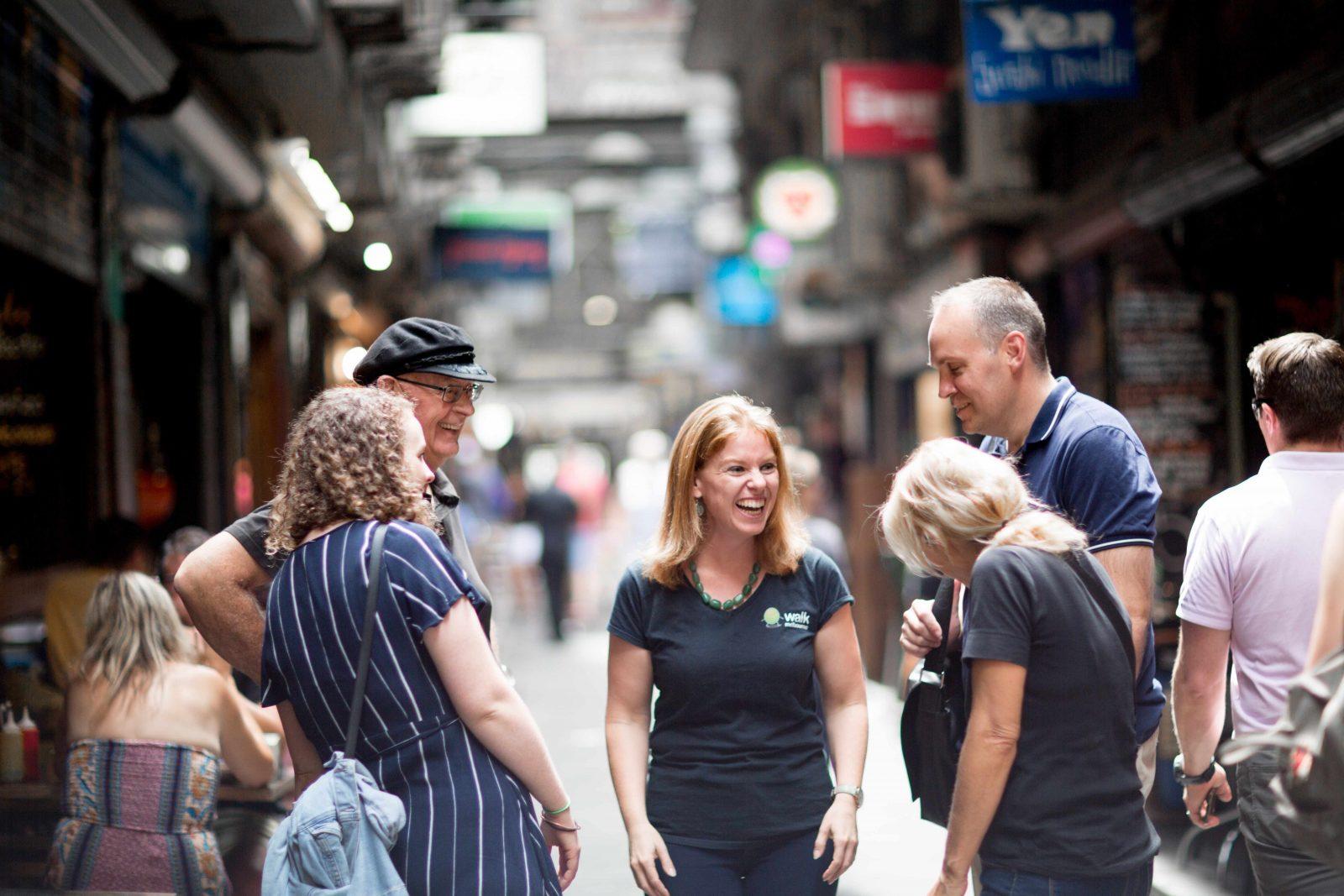 Walk Melbourne Tours