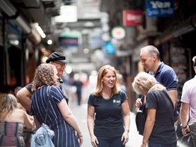 Walk Melbourne Tours