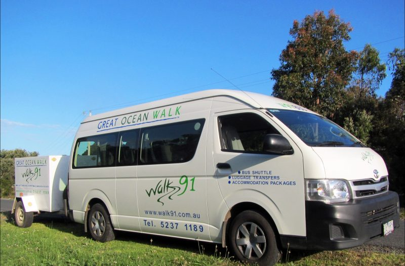 Walk91 Bus