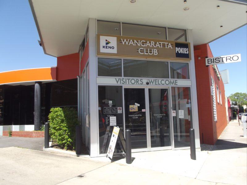 Wangaratta Club