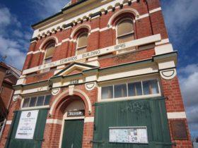 Wangaratta Historical Society Museum