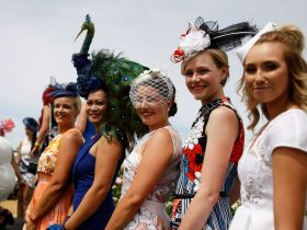 Wangaratta Cup Ladies Day
