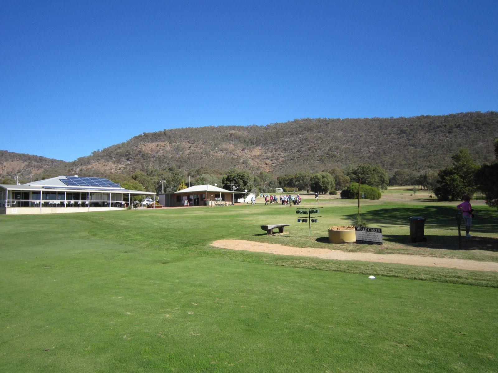 Jubilee Golf Club