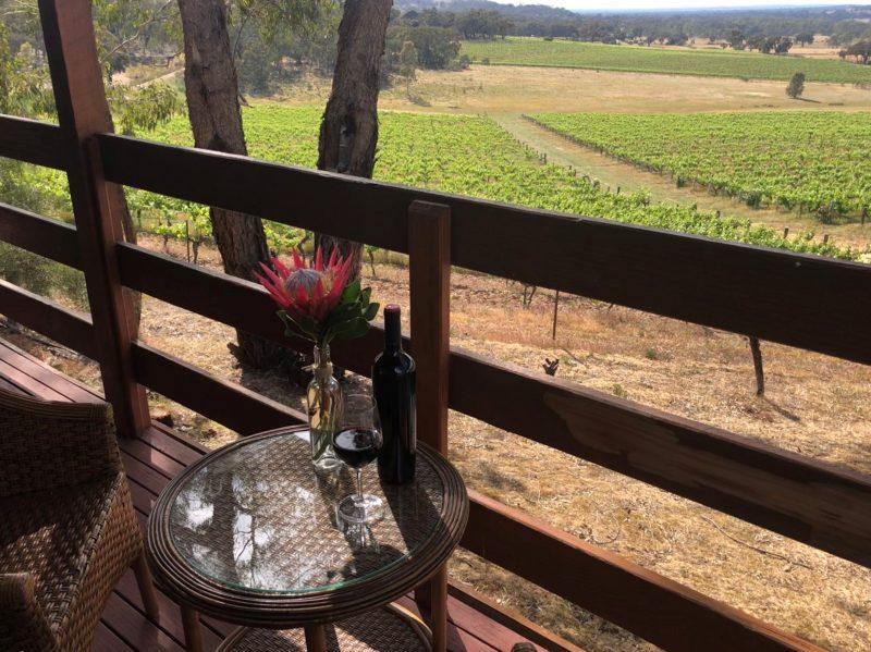 Vineyard View Room