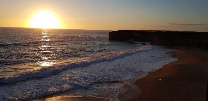 Twilight Shipwreck Coast