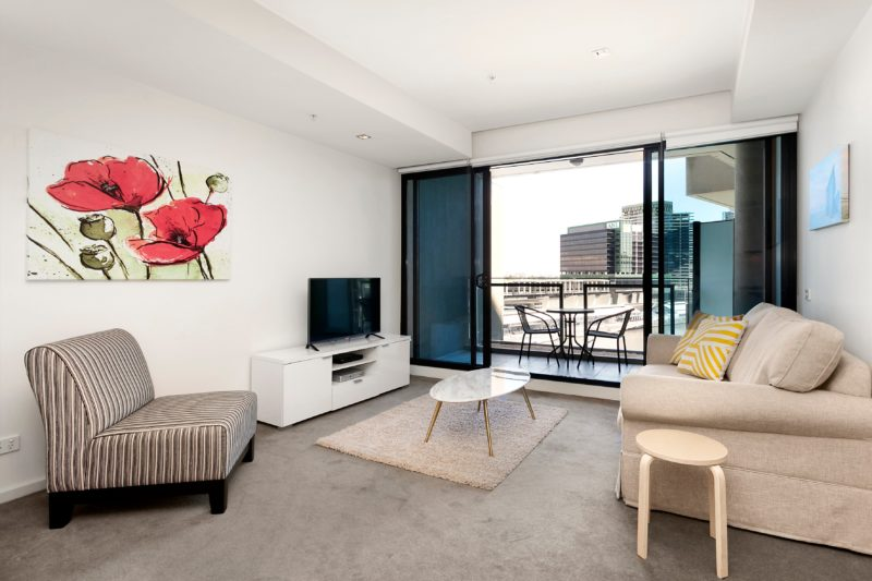 Waterfront Apartments Melbourne - One bedroom apartment