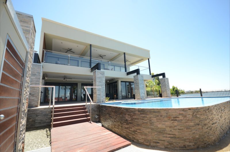 Executice properties available with Waterfront Holiday Houses