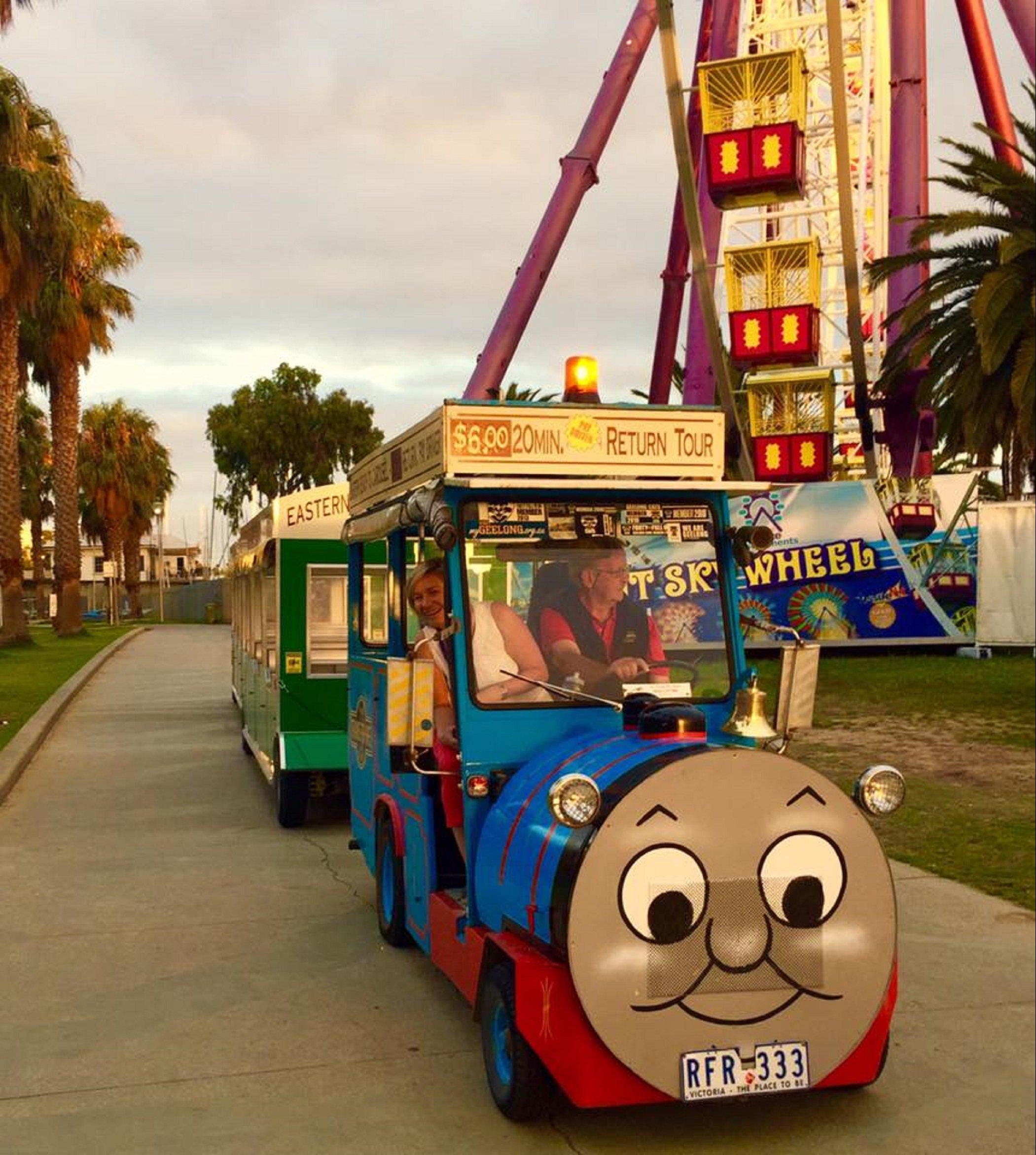 Eastern Beach Train Hire