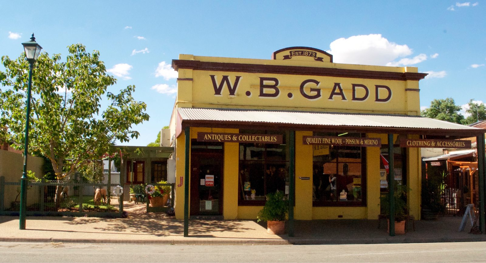WB Gadd Chiltern