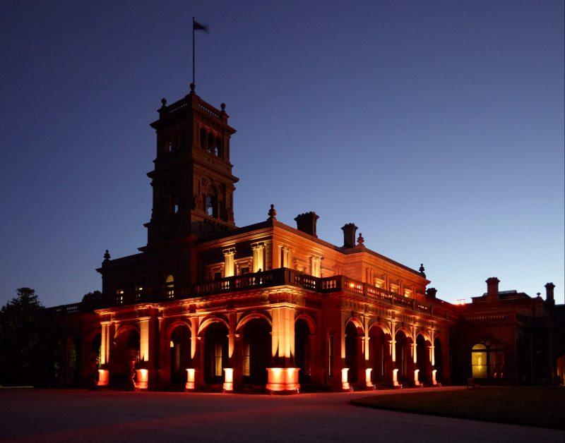 Werribee Park Mansion