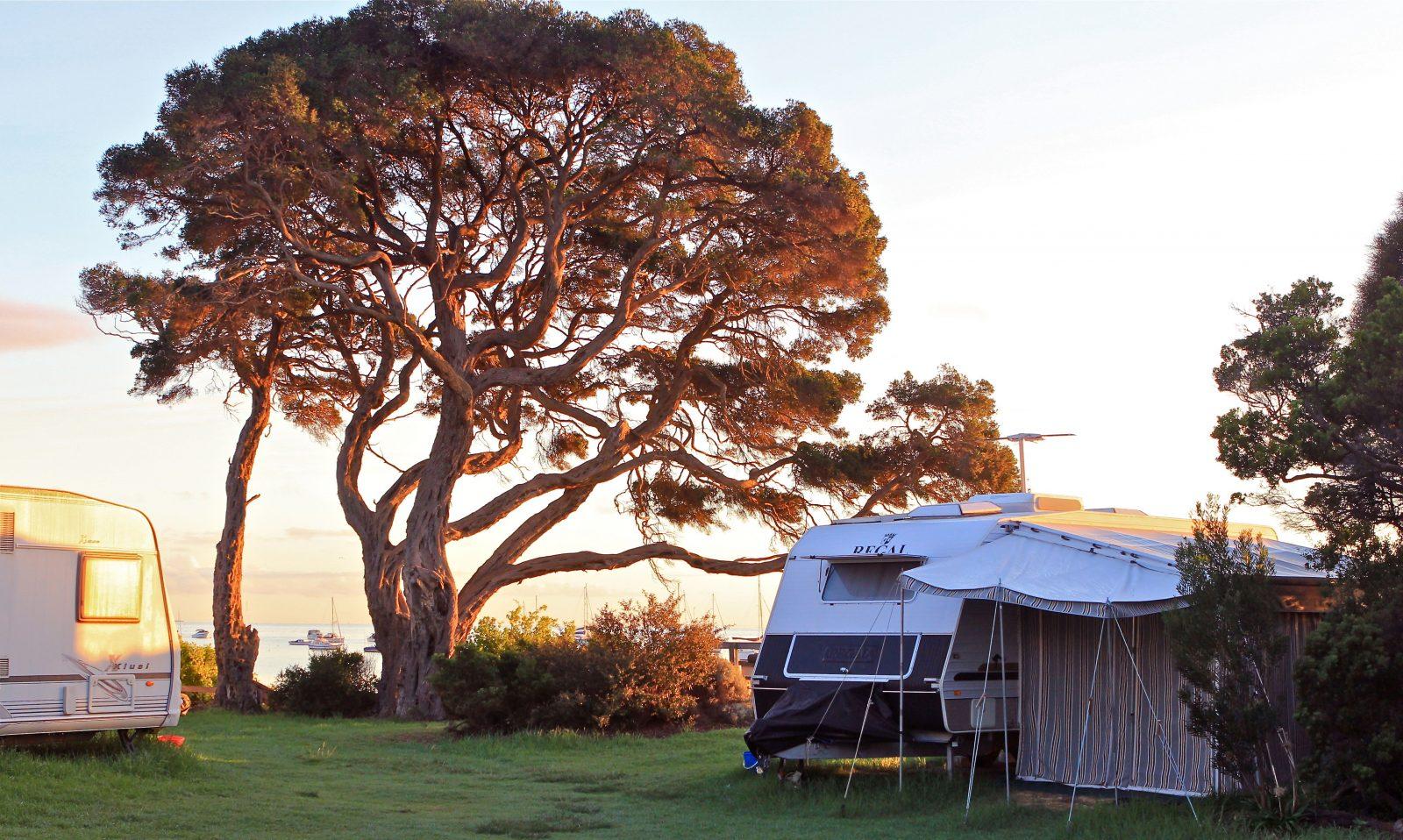Camerons Bight Camping