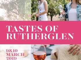 Tastes of Rutherglen Masterclass at All Saints Estate