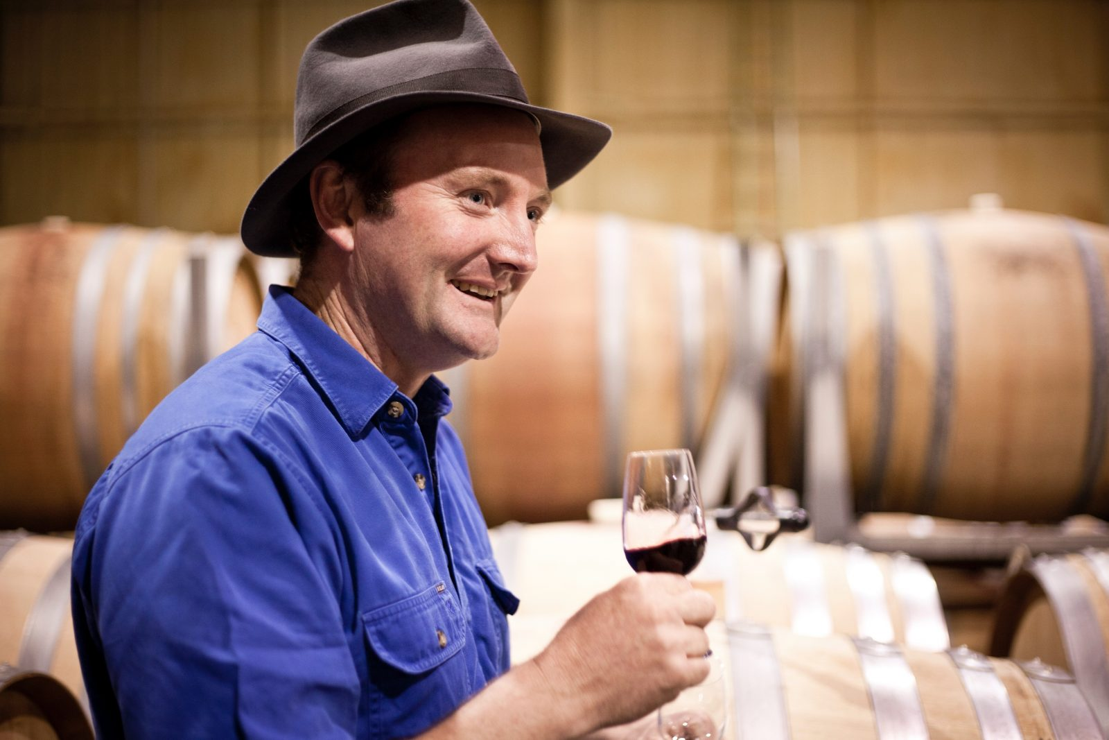 Winemaker Sam Plunkett is looking forward to showcasing the 2019 vintage