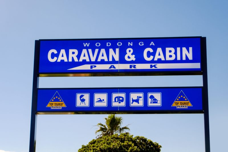 Welcome to Wodonga Caravan & Cabin Park