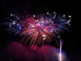 Wodonga New Years Eve Fireworks