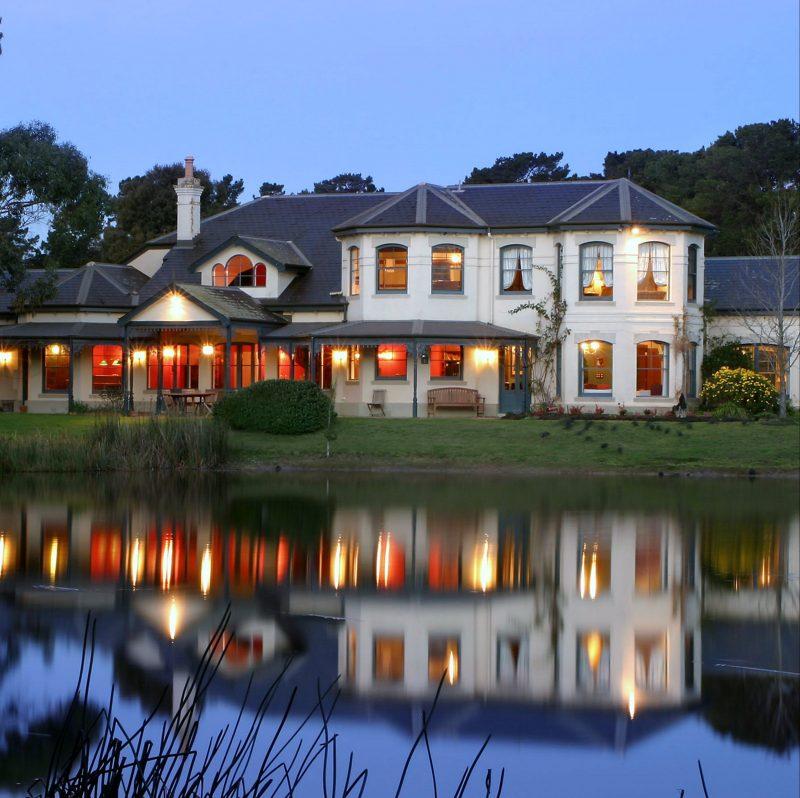 Woodman Estate Manor House