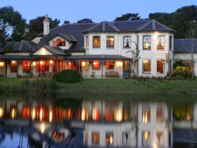 Woodman Estate Manor House for High Tea