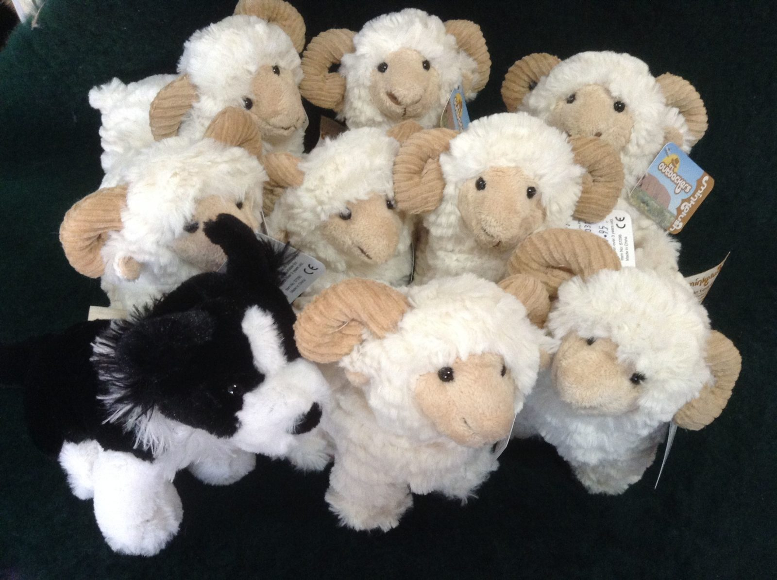Outbackers plush toys